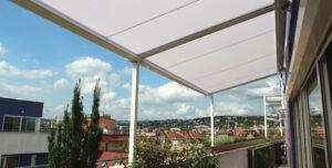 veranda árnyékolás